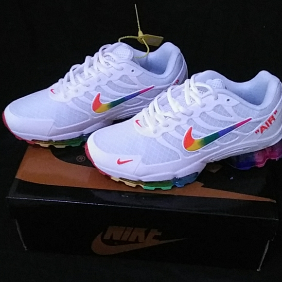 Nike Shoes | Womens Rainbow Airmax